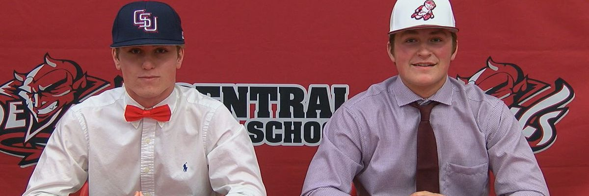 8 area athletes accept scholarships on first day of early signing period