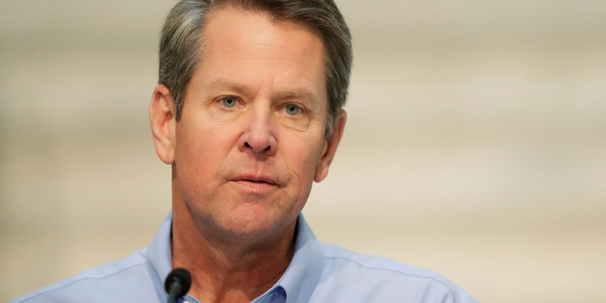 WATCH LIVE: Gov. Kemp to address Georgians with COVID-19 update