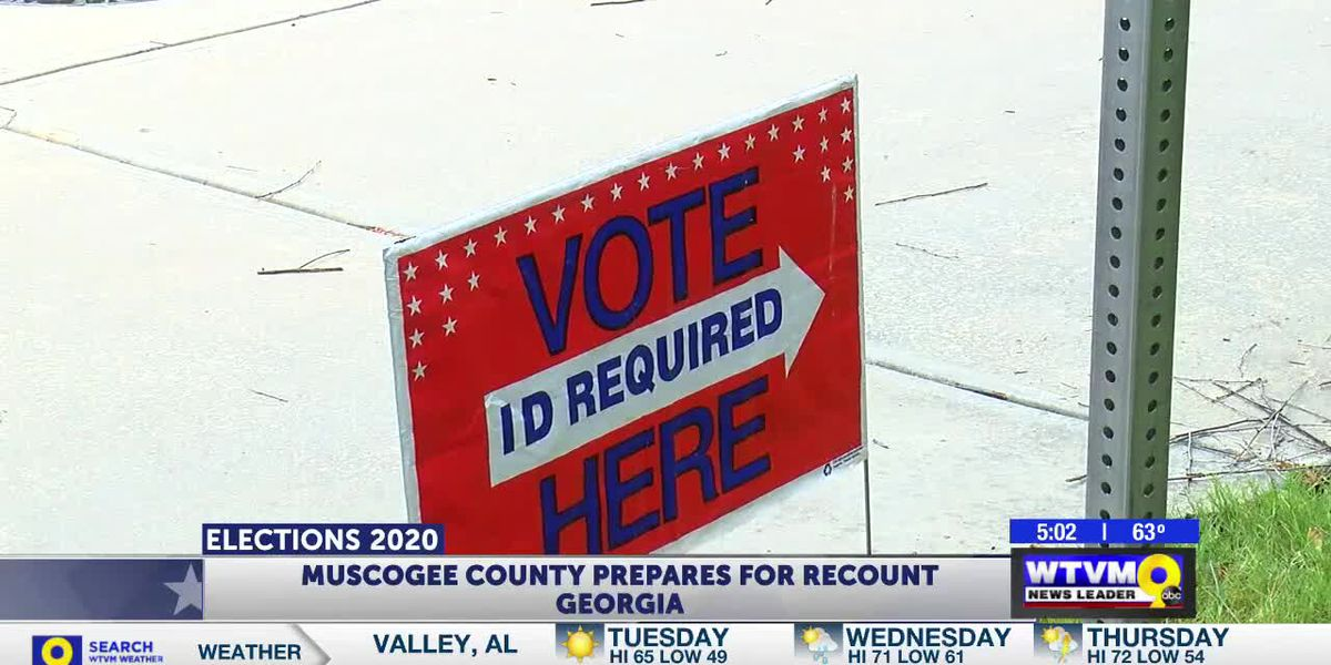 Muscogee Co. preparing for recount and runoff election