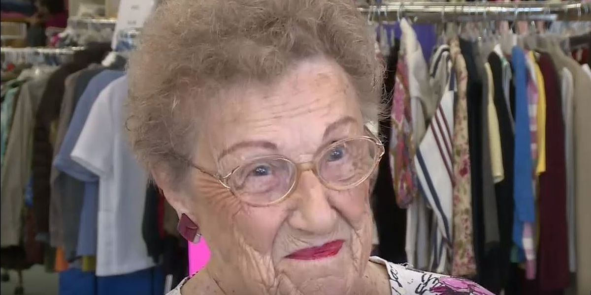 Age is just a number: Woman still works and dances at 103