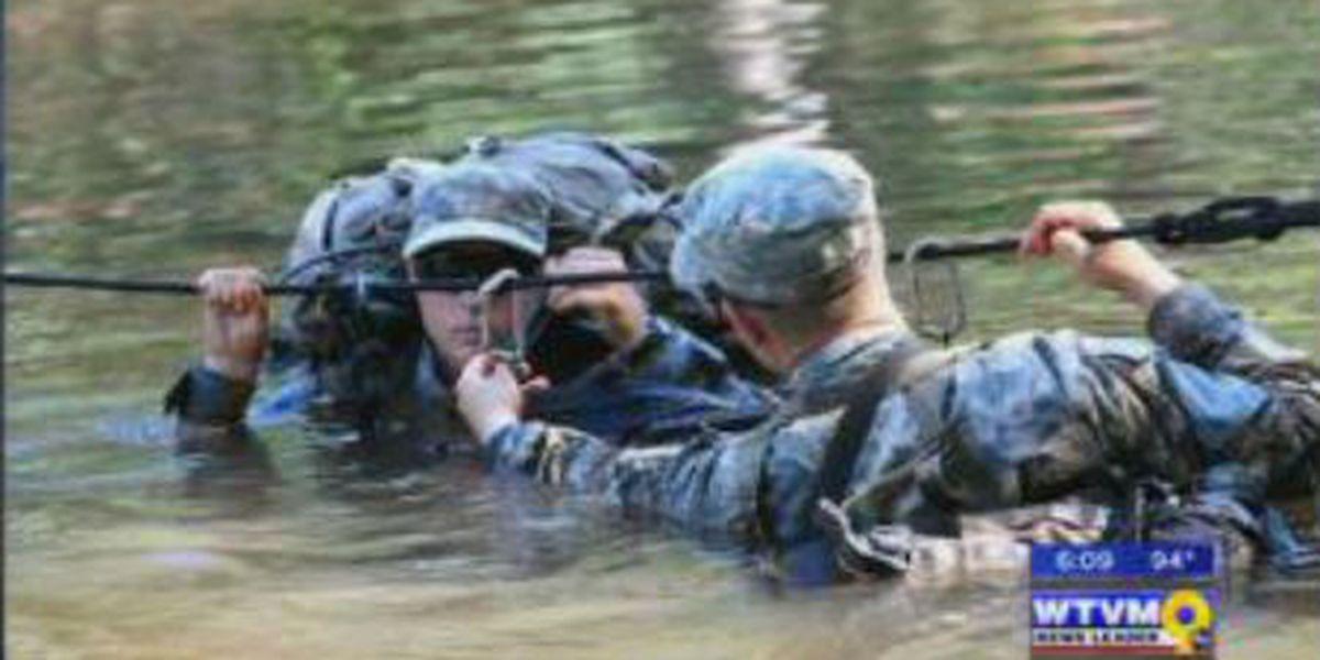 Female rangers seek to make Army history