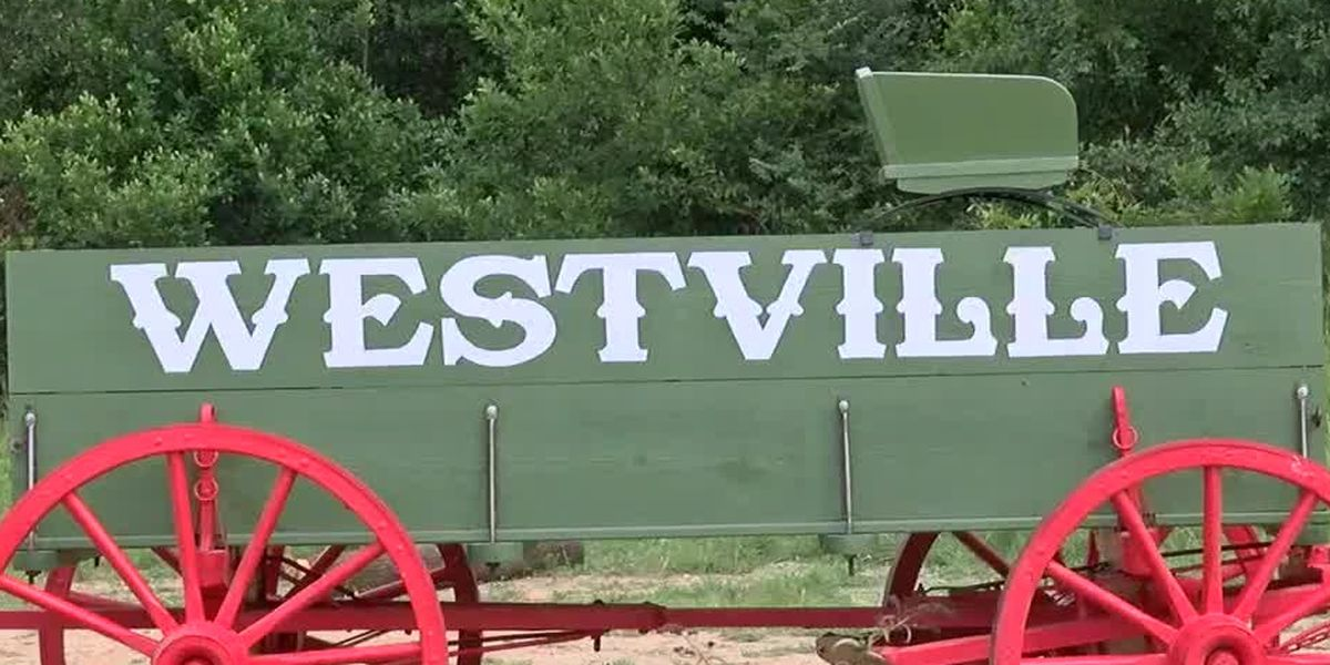 Historic Westville to reopen to public on Oct. 8