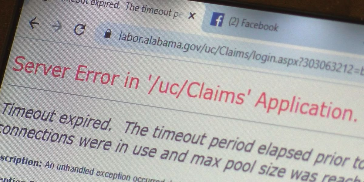 Alabama Department of Labor pays out $6 million on COVID-19 related unemployment benefits