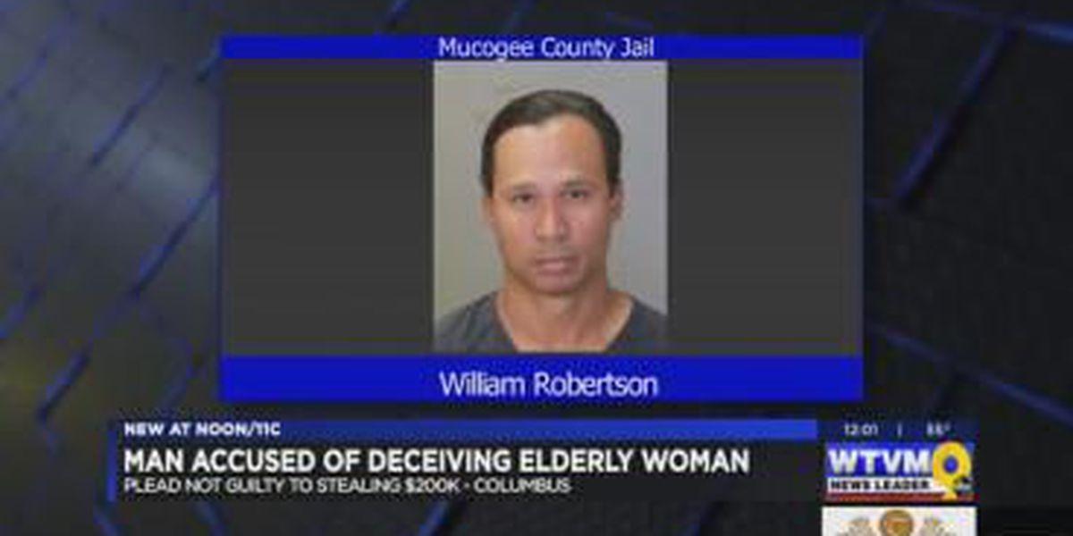 Columbus businessman allegedly steals $200k+ from elderly woman