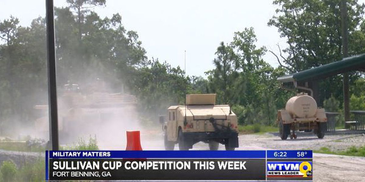 Military Matters: The Sullivan Cup