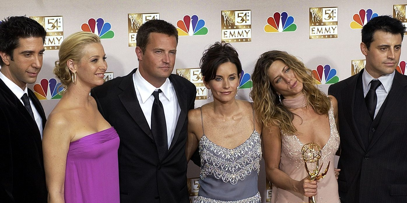 'Friends' is coming back (in theaters) for its 25th anniversary