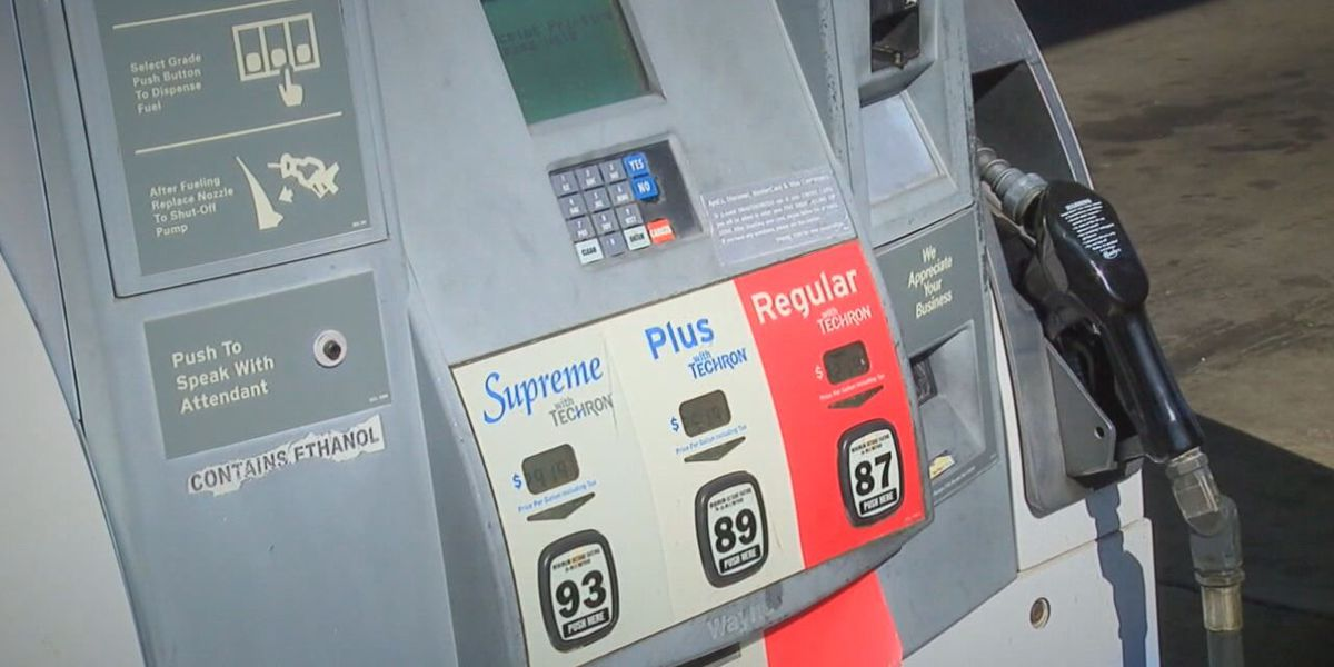 National gas price average increases 40 cents in one month