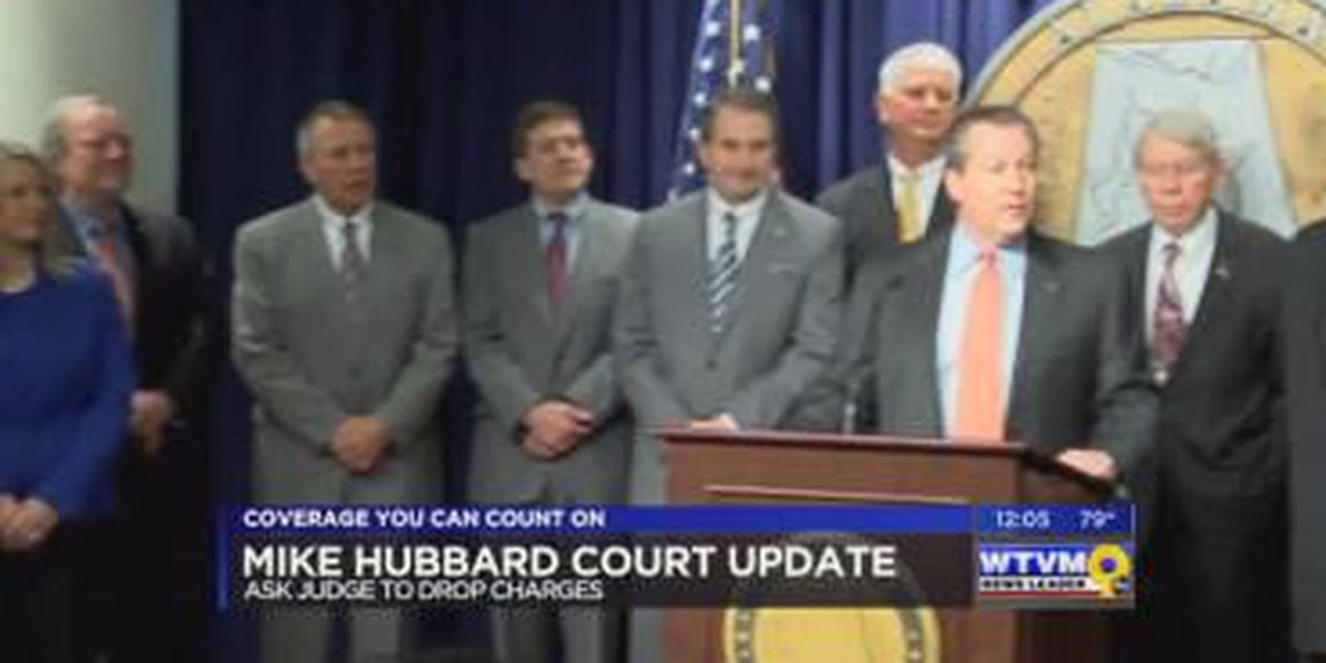 Mike Hubbard requests judge to dismiss ethics charges