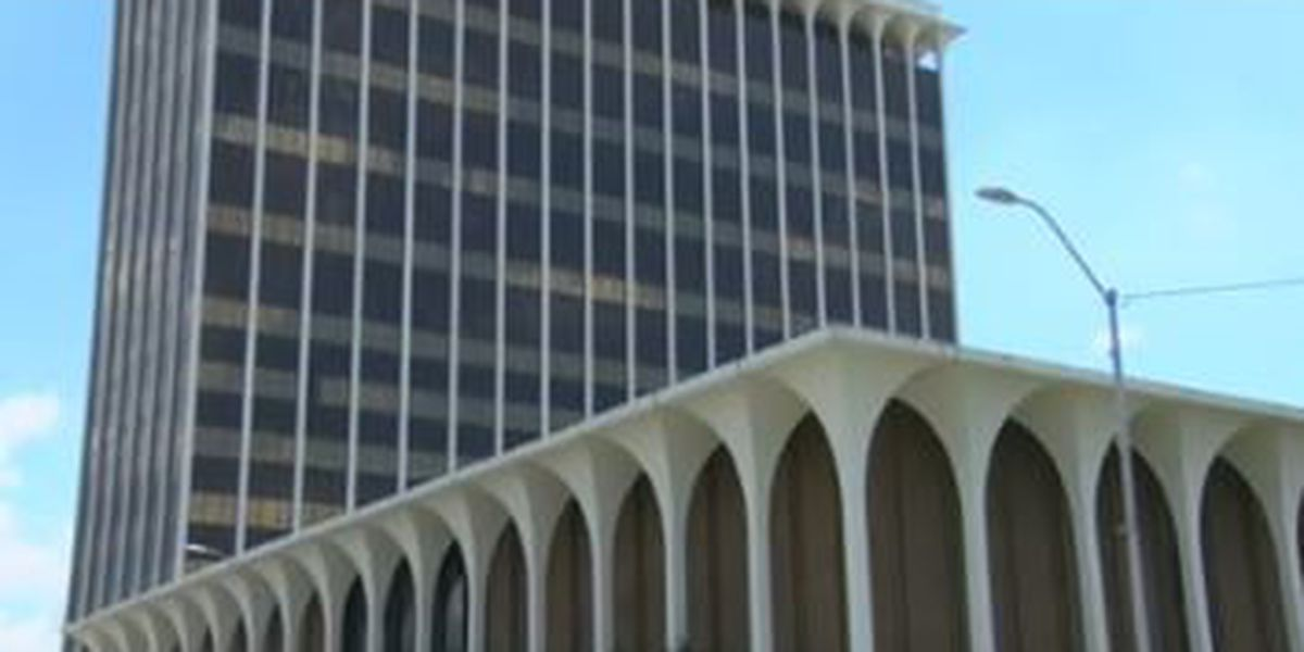 Columbus Government Center working around flood damages, opens some floors of the building