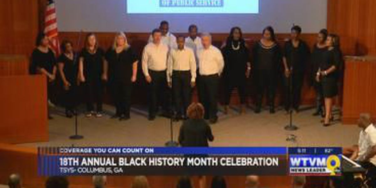 TSYS hosts 18th annual Black History Month Celebration