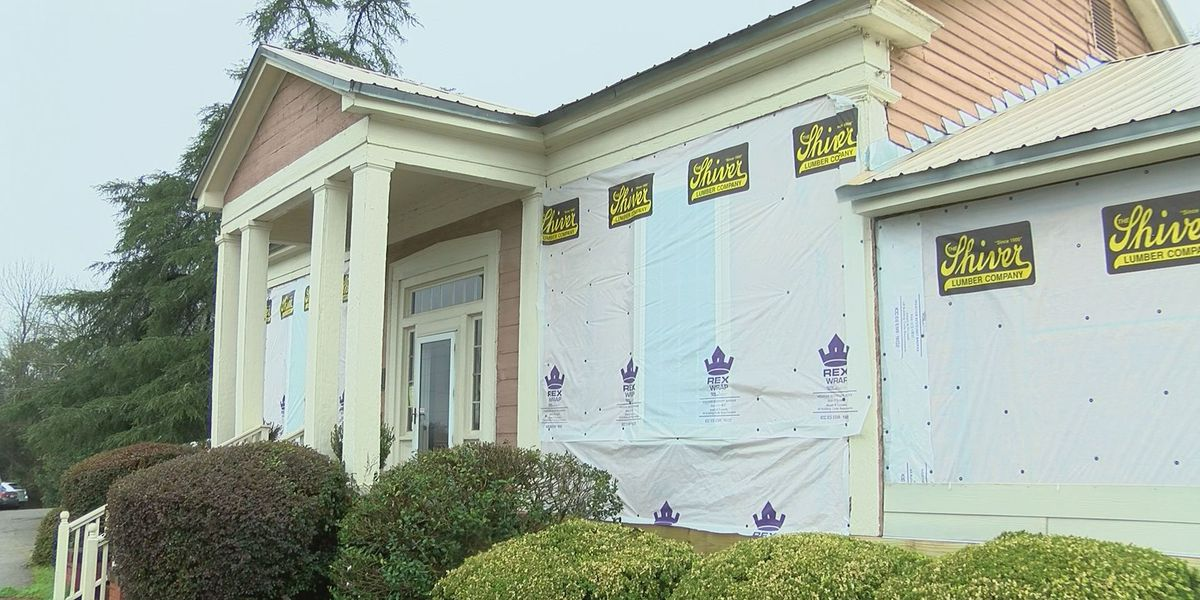 The home of Americus' Fuller Center for Housing receives $30K grant