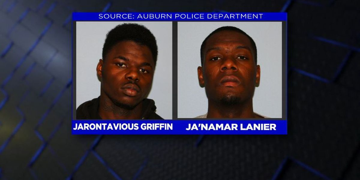 2 arrested on burglary, theft charges in Auburn