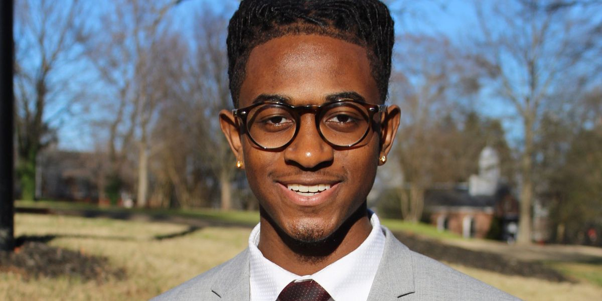 Columbus graduate awarded Jimmy Rane Scholarship to attend Morehouse College