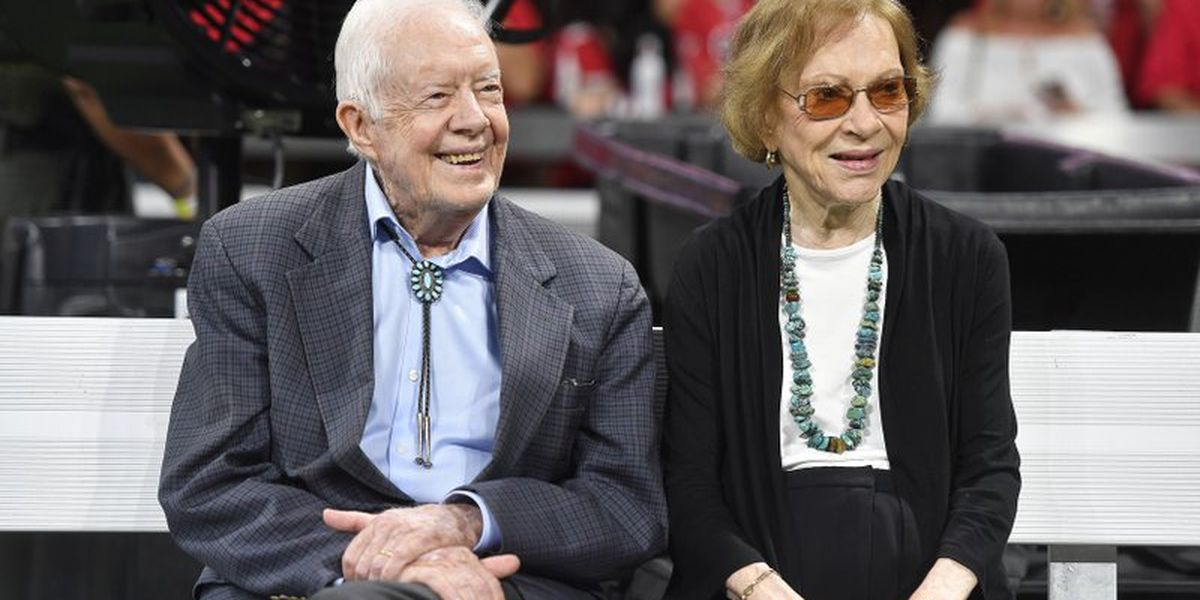 Jimmy and Rosalynn Carter won't attend Biden's inauguration