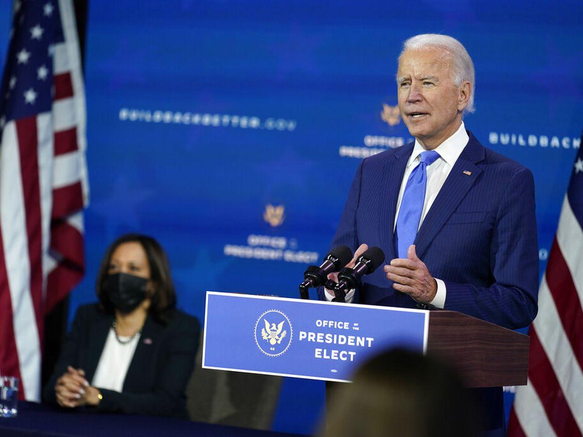 Biden: I won't immediately lift China tariffs