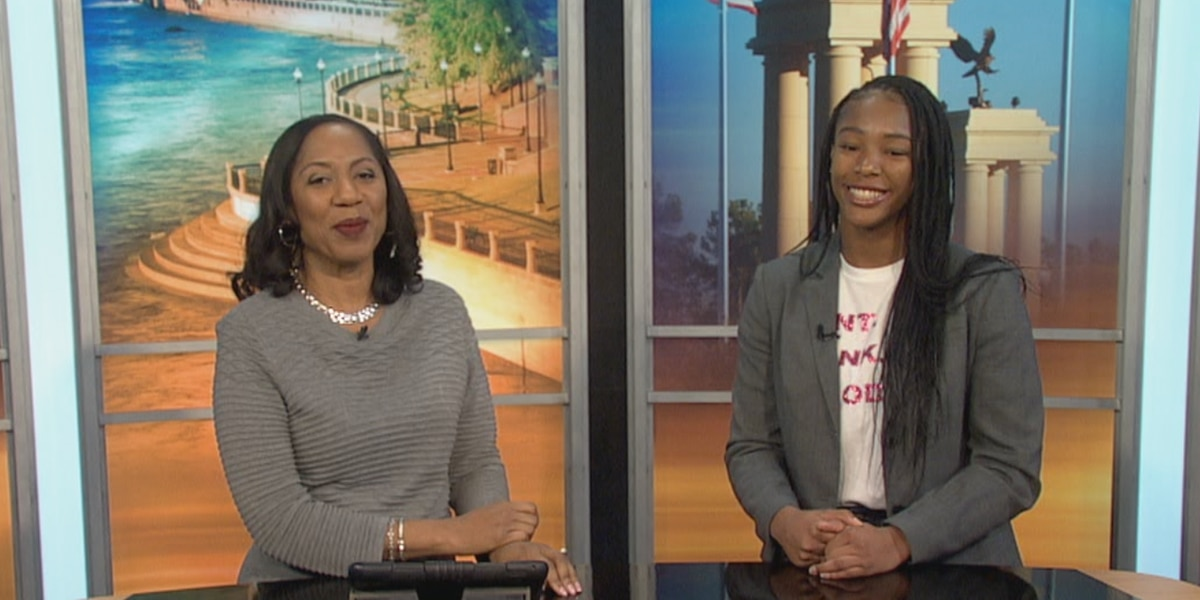 Northside High School student fighting period poverty in Columbus