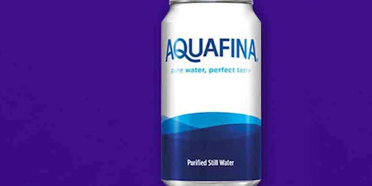 Pepsi to sell Aquafina in cans to reduce waste