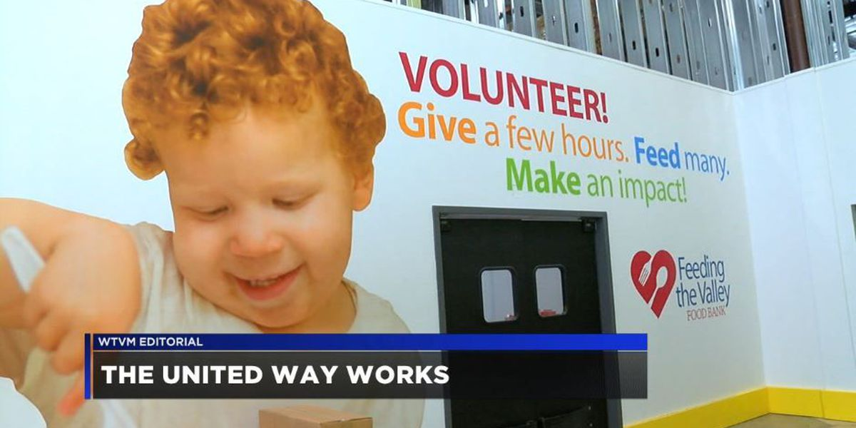 WTVM Editorial 11/19/17: The United Way works