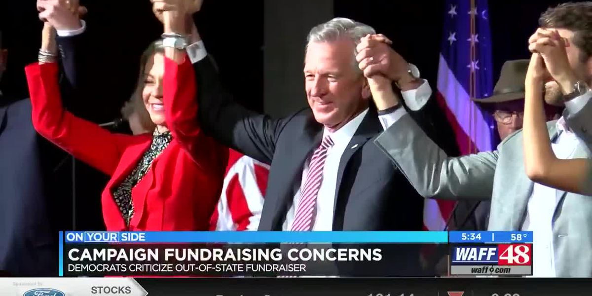 Alabama Dems call out Tuberville