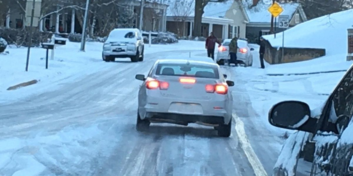 LaGrange residents encouraged to stay home during winter weather