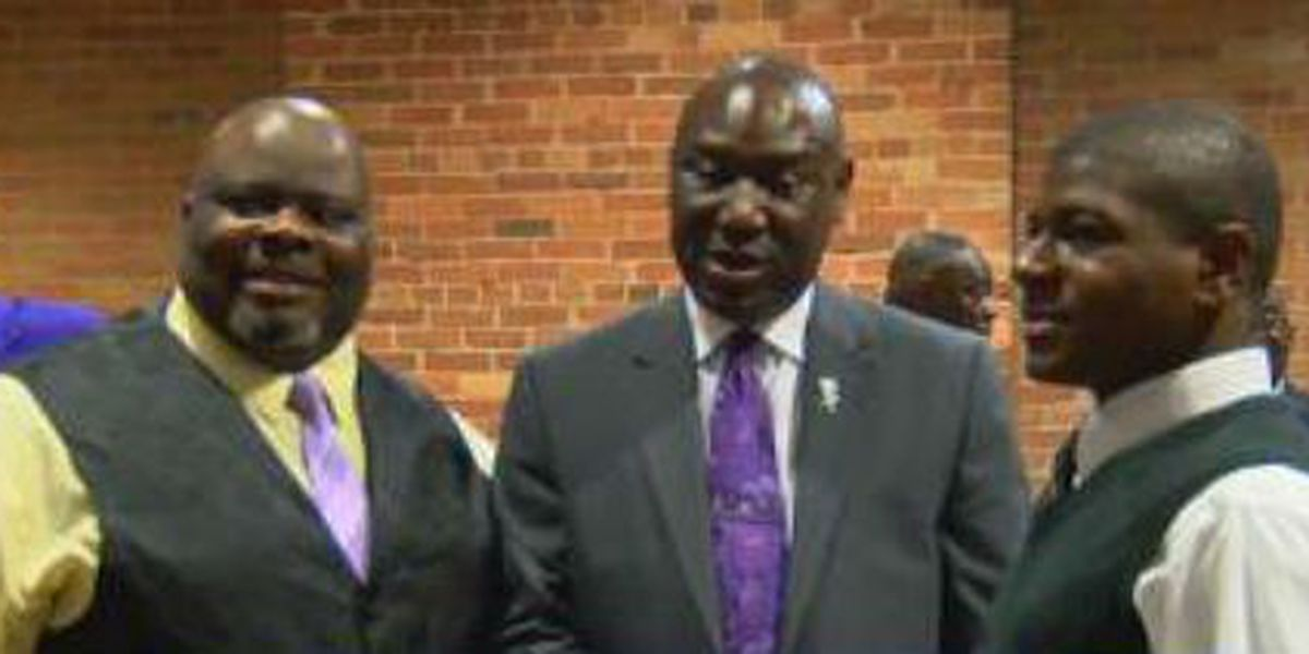 Nationally known attorney Ben Crump makes a stop in Columbus