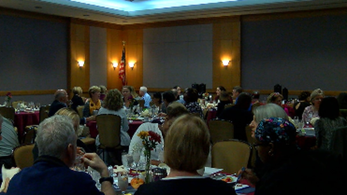 """Chattahoochee Community Foundation hosts """"On the Table"""" to discuss needs in the community"""