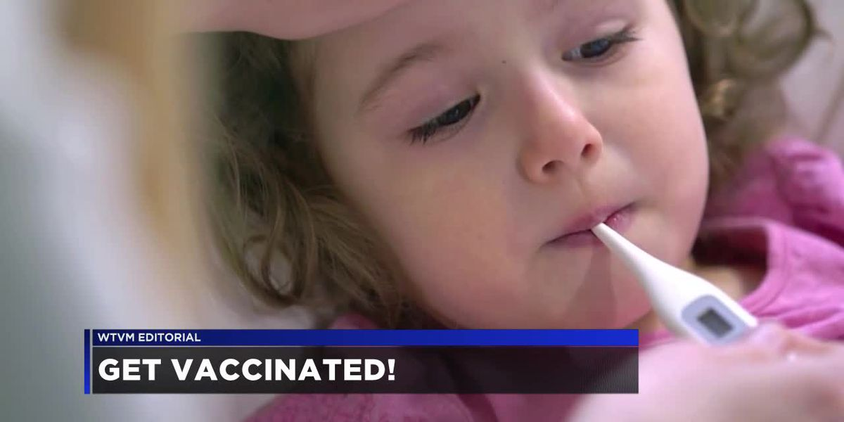 WTVM Editorial 4-29-19: Get Vaccinated!