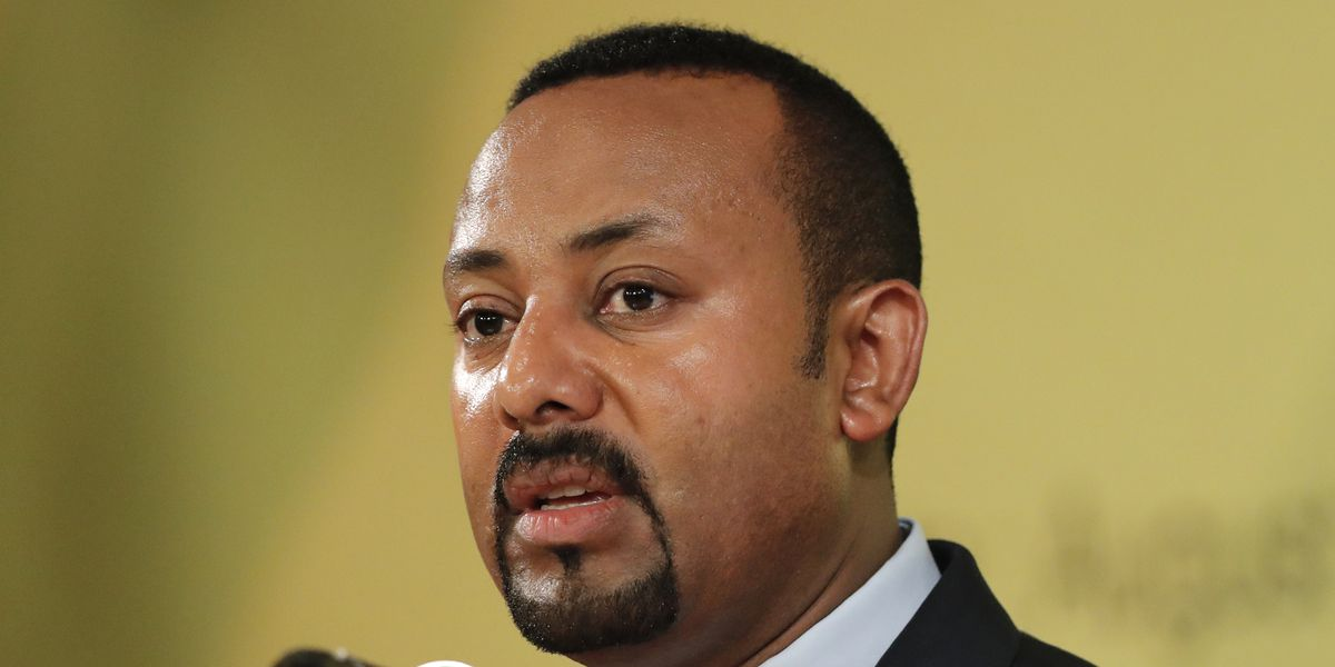 Ethiopian PM Abiy Ahmed wins Nobel peace prize