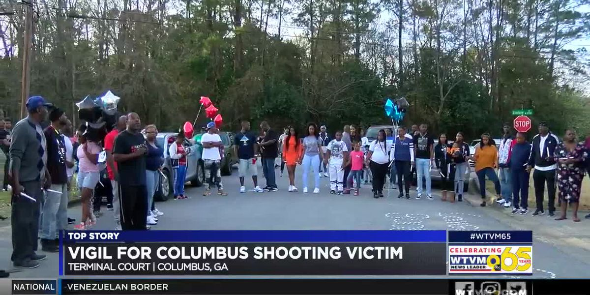 Family and friends remember Columbus shooting victim, Ronnie Brooks Jr.