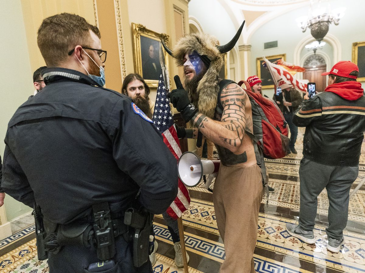 Feds back away from claim of assassination plot at Capitol