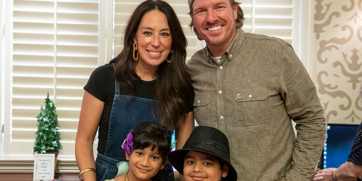 Stars of HGTV's 'Fixer Upper' donate $1.5M to St. Jude