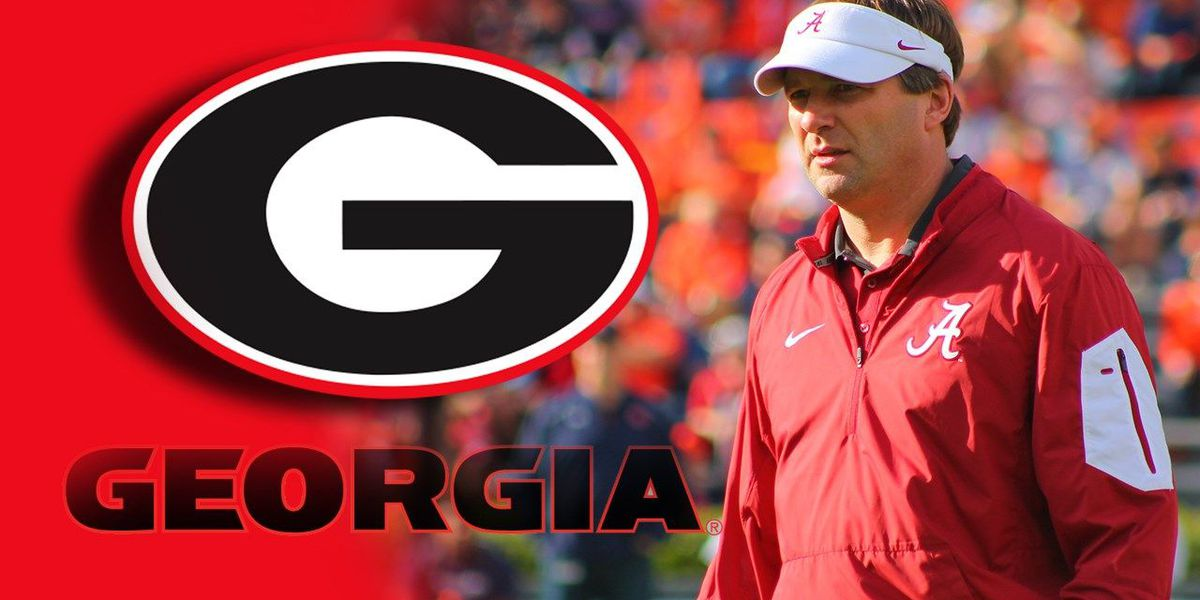 WATCH: Kirby Smart announced as 26th UGA football coach
