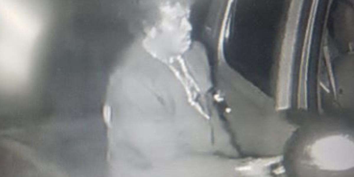 Phenix City police searching for auto burglary suspect