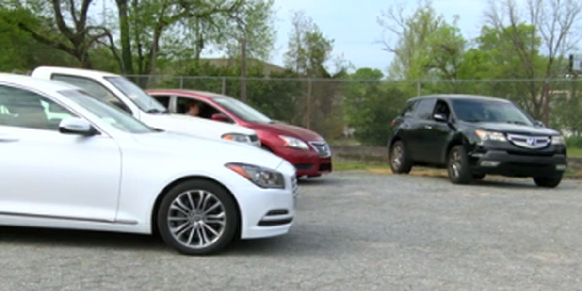 New Covenant Church holds drive-in church service amid COVID-19 concerns