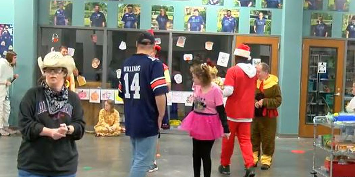 Exceptional Foundation of East Alabama hosts Halloween party for individuals with special needs