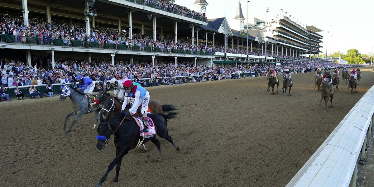 Churchill Downs suspends Baffert after Derby winner Medina Spirit failed drug test