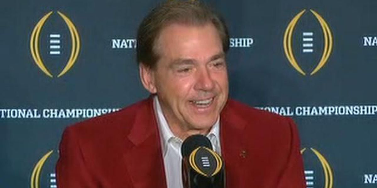 POLL: Who's the best Bama coach - Bryant or Saban?