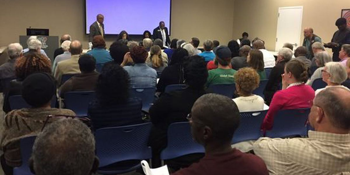 GA lawmakers hold town hall meeting in Columbus