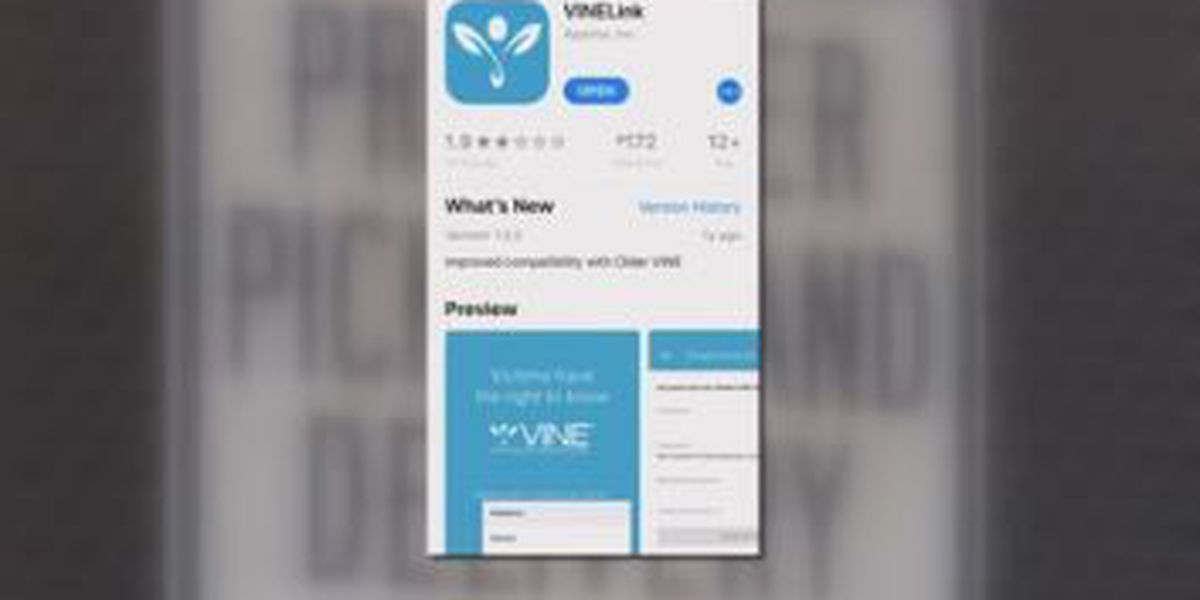 District attorney, sheriff introduces app to protect victims of crime in Lee County