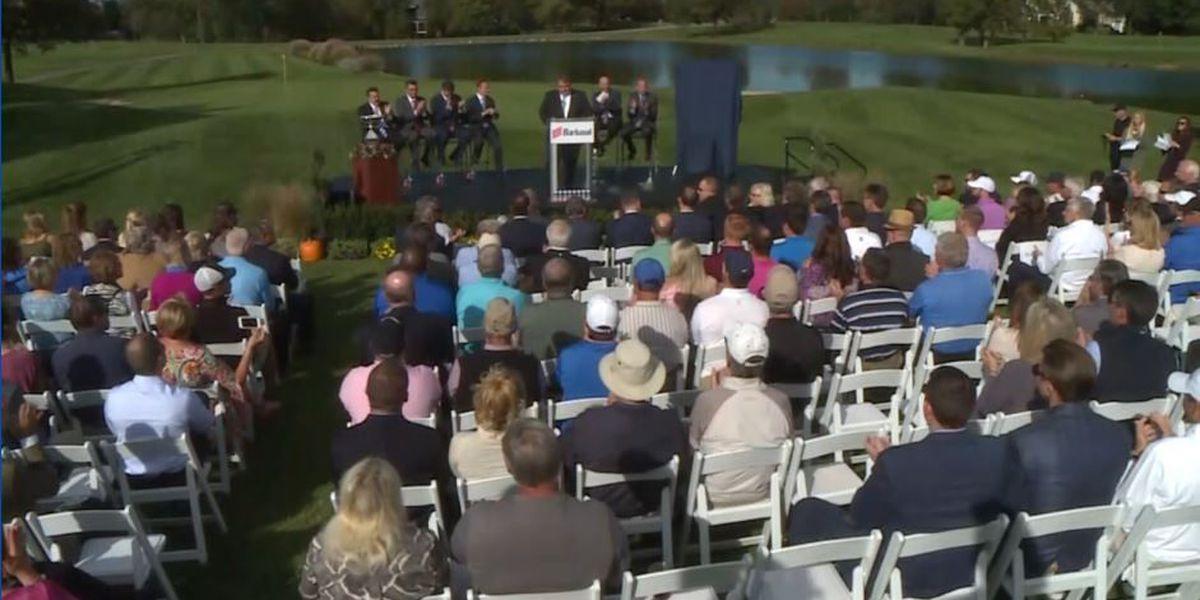 City leaders speak on why Barbasol golf tournament leaves Alabama