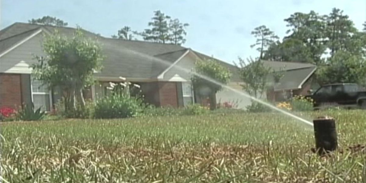 Auburn Water Works asks customers to practice voluntary water restrictions