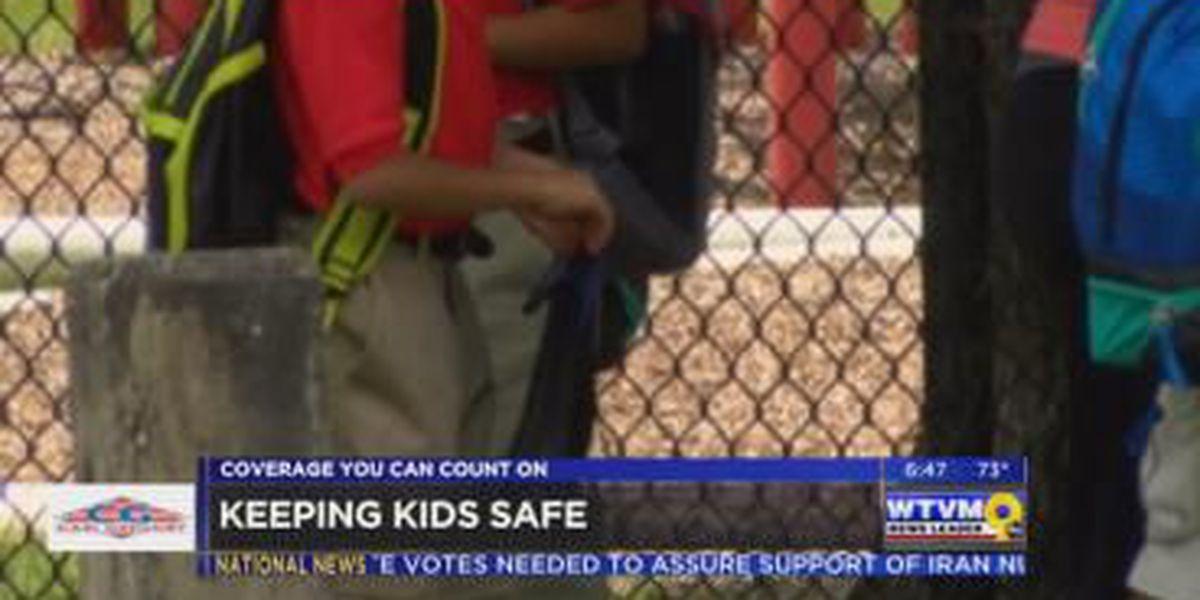 SEGMENT: Child safety tips