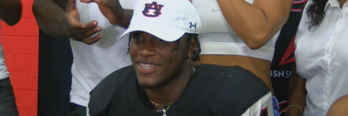 Callaway's Tank Bigsby commits to Auburn