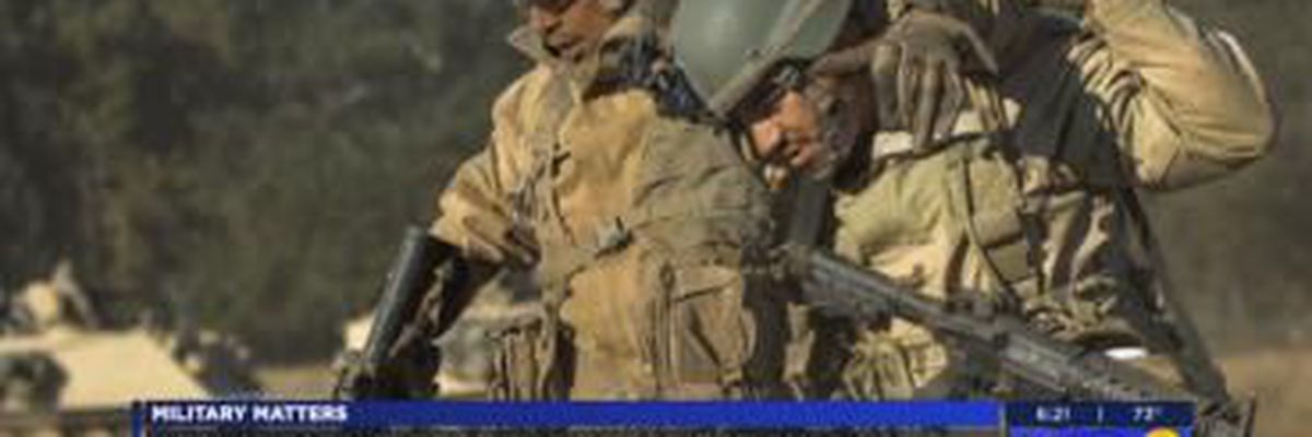 Military Matters: Army reserve soldiers gear up for battle