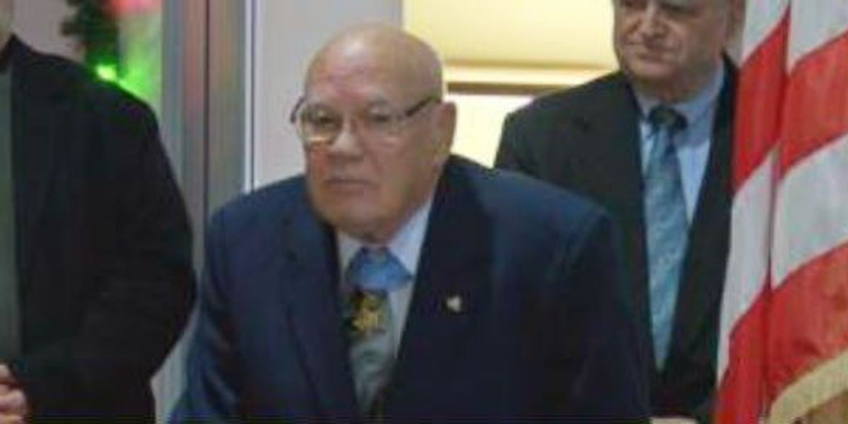 Opelika Medal of Honor recipient recognized Friday