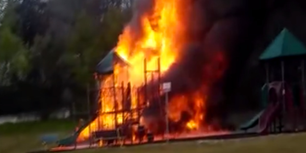 Cause of MLK Blvd. playground fire has been released