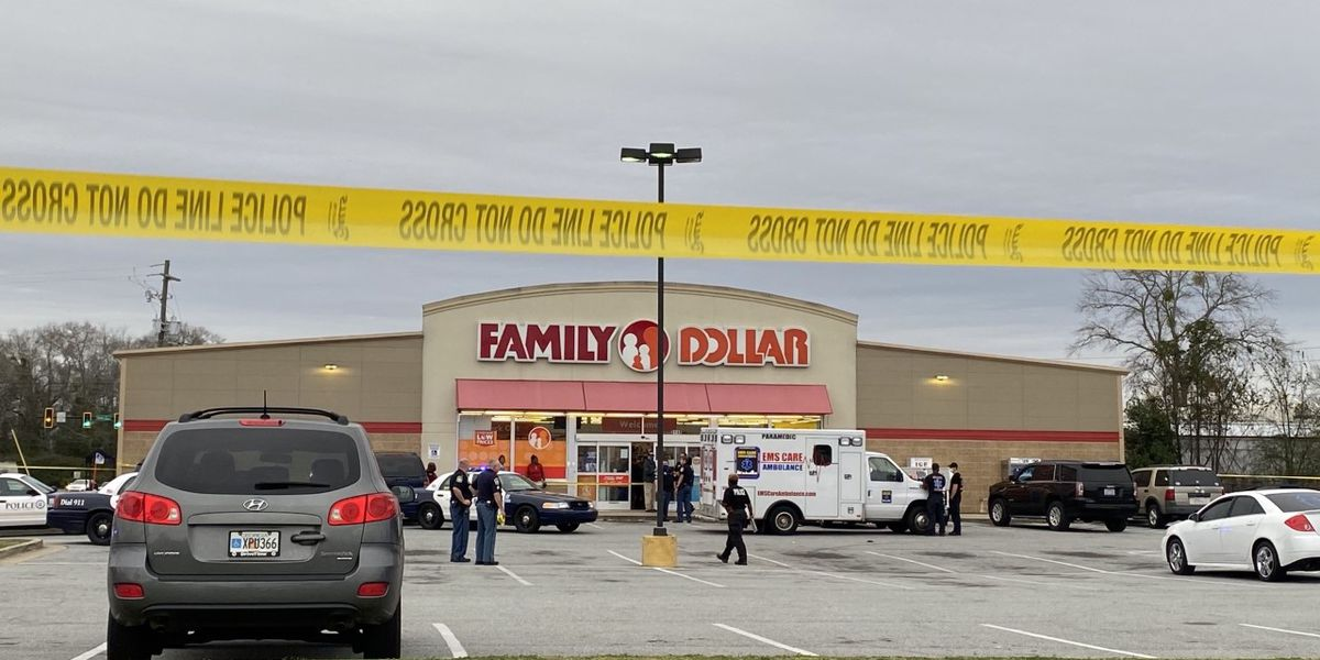 UPDATE: Shooting at Family Dollar on Floyd Rd. in Columbus leaves two females dead
