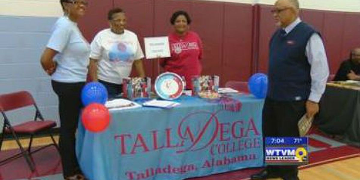 College fair prepares students for their future education