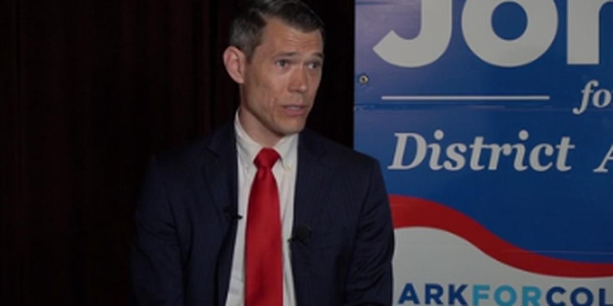 New DA-elect Mark Jones speaks on plans for office