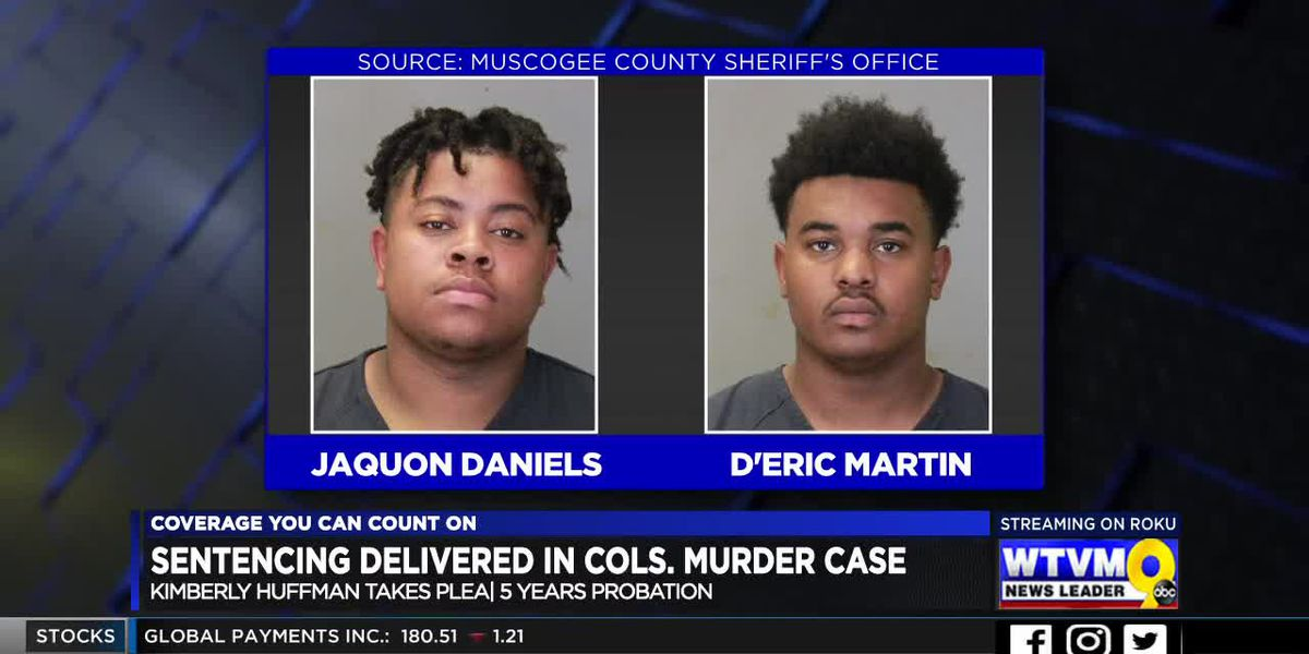 Two arrested in connection to Columbus murder on Amber Dr.